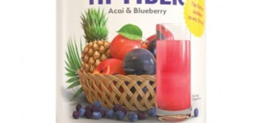 Daily Delicious Hi-Fiber Acai & Blueberry