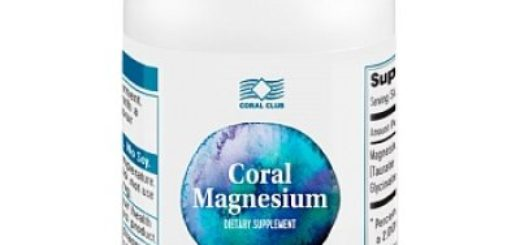 Магний - Coral Magnesium